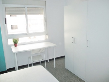 habitacion de estudiantes